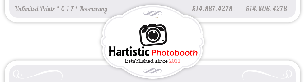 Hartistic PhotoBooth logo